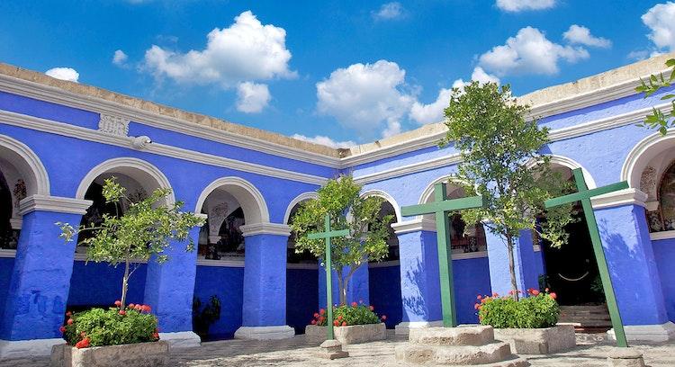 Monasterios de Santa Catalina