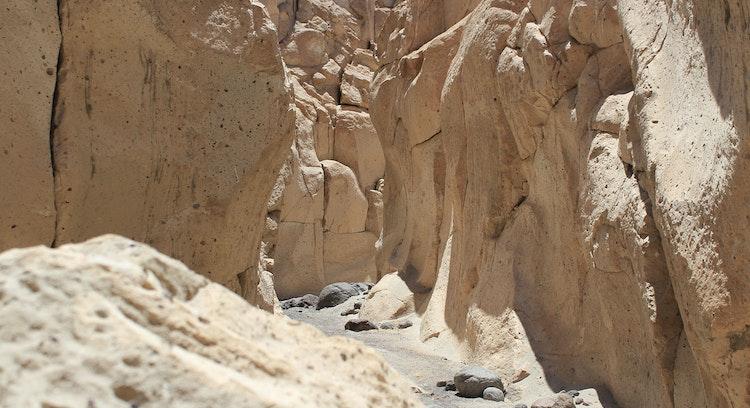 Quebrada de Culebrillas