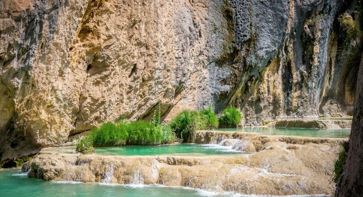 Aguas Turquesas de Millpu