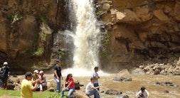 Cangallo Falls