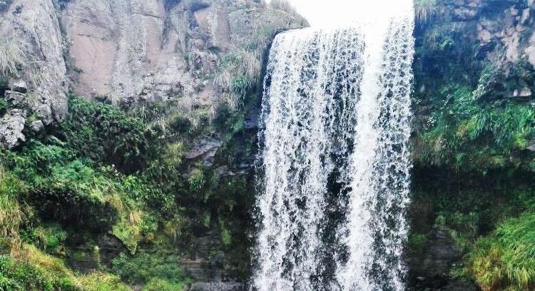 Catarata Pumapaqcha