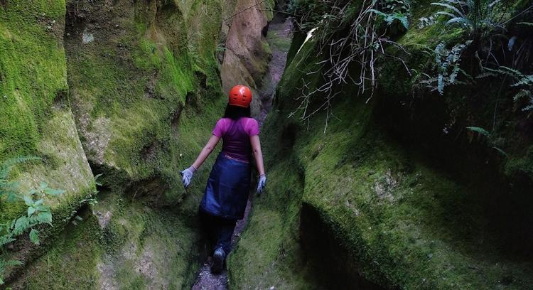 Trekking grietas desde Ayacucho