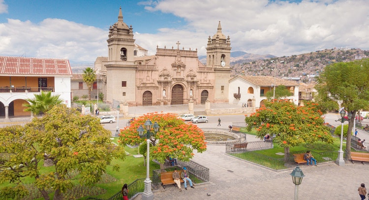 Ayacucho Historical City Tour