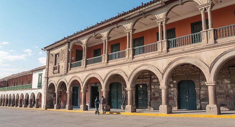 Galerias Praça de Armas de Ayacucho