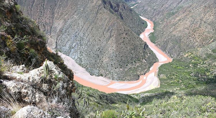 Cañón de Huatuscalle