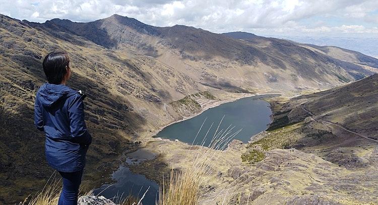 Lagoas de Razuhuillca