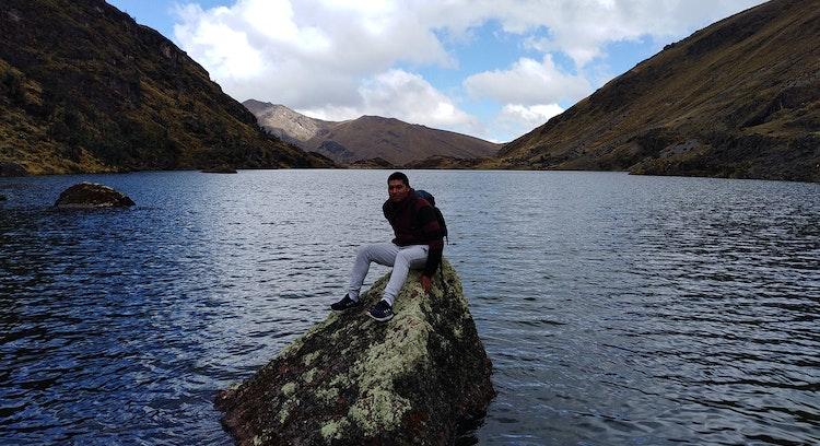 Lagunas en alrededores de Ayacucho