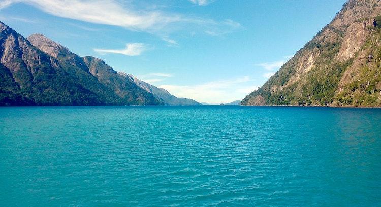 Lago en Bariloche