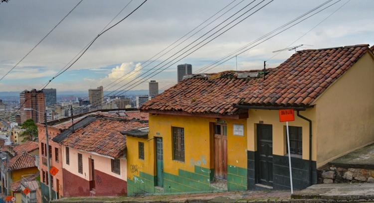 La Candelaria Neighborhood