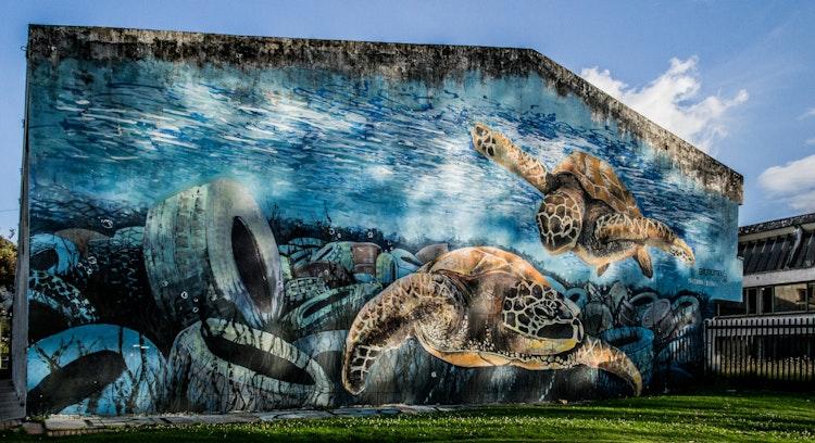 Tour de Graffiti
