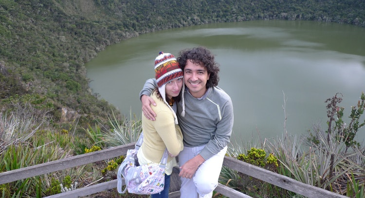 Tour a Laguna Guatavita desde Bogotá