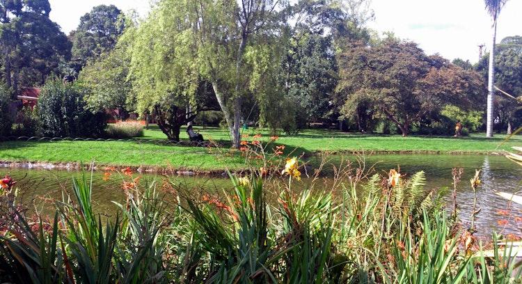 Parque Somón Bolívar