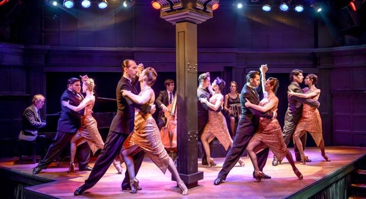 Show de Tango El Querandí