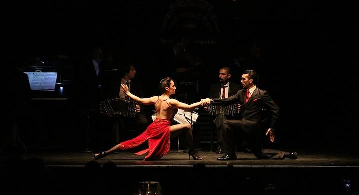 Show de Tango La Ventana