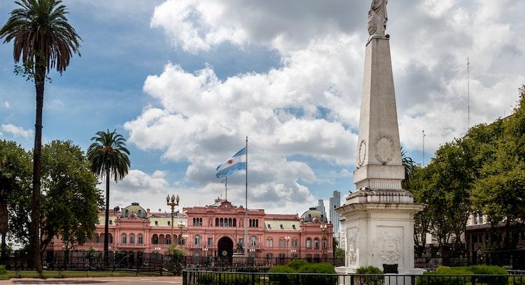 palacio de gobierno en argentina