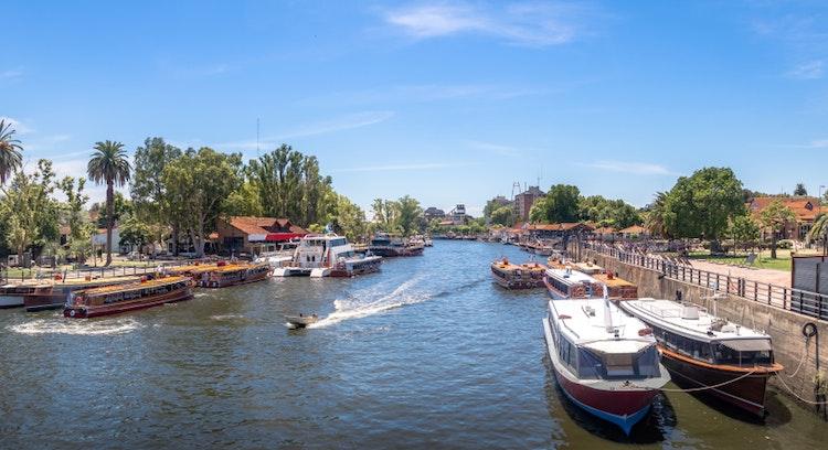 Rio de la Plata en Argentina