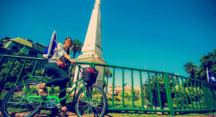 Buenos Aires by bike Argentina