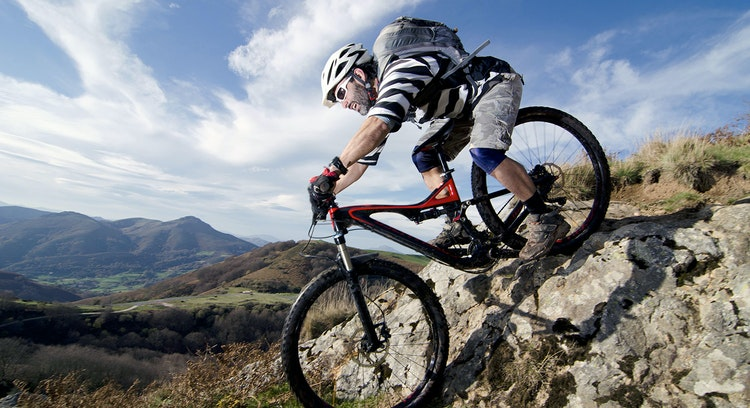 Descenso Mountain Bike