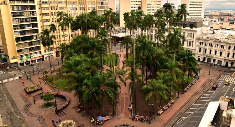Plaza Cayzedo