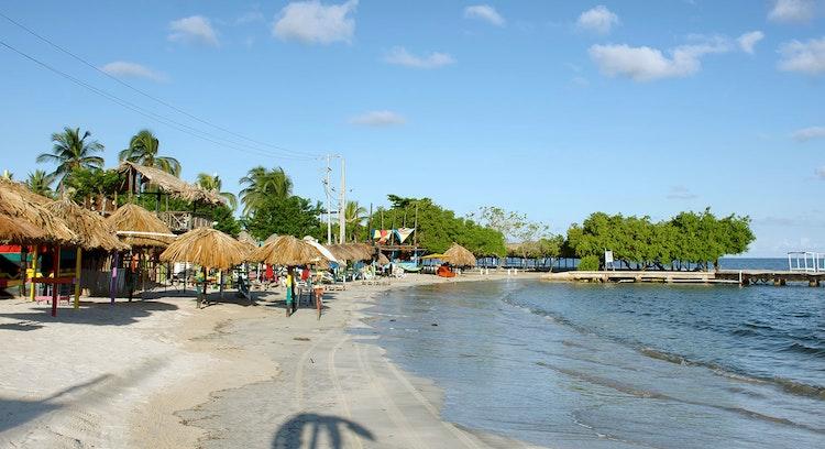 Playa Tierra Bomba