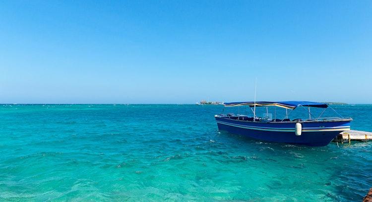 Islas del Rosario y Playa Blanca