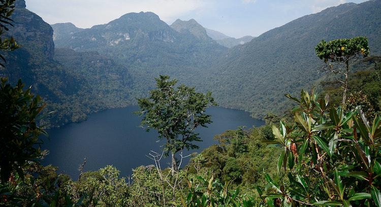Trilha Lagoa dos Condores