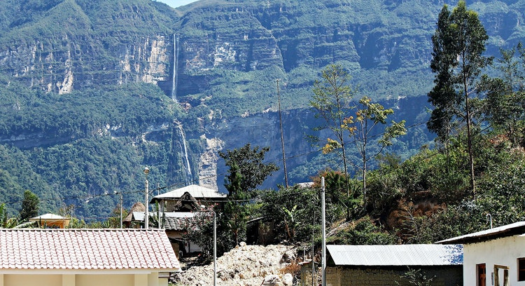 Pueblo de Cocahimba