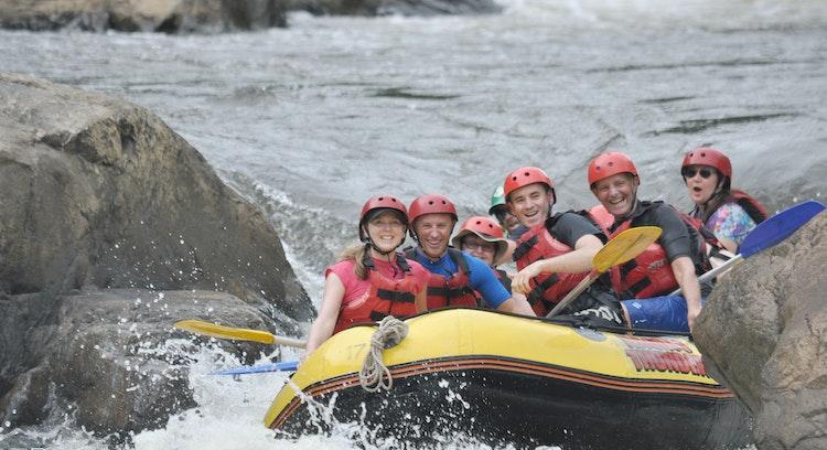 Rafting Alto Biobío