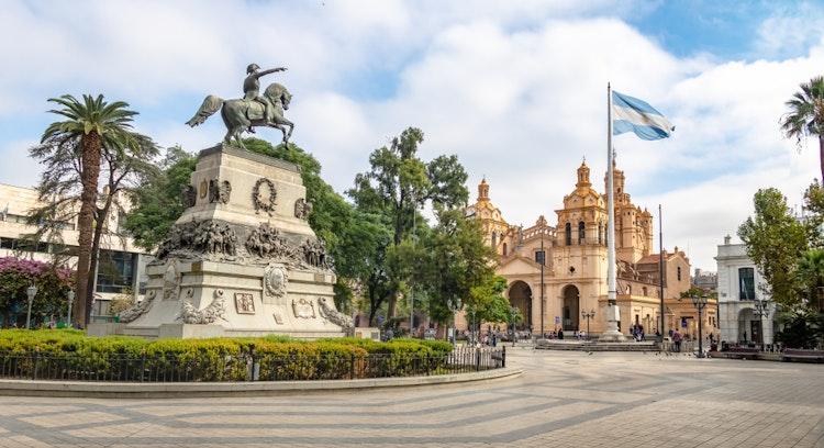 Monumentos Históricos Córdoba, Argentina