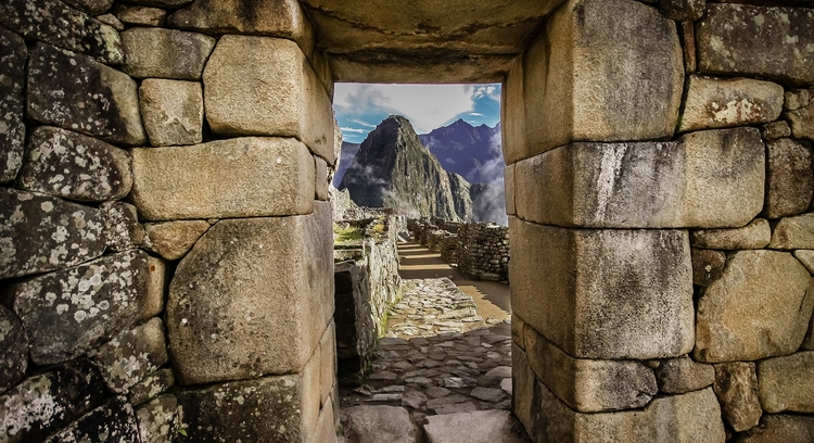 Inca Trail Door