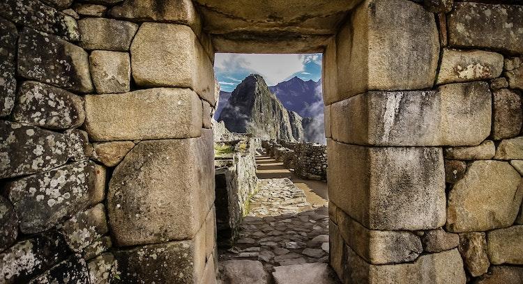 Inca Trail Door