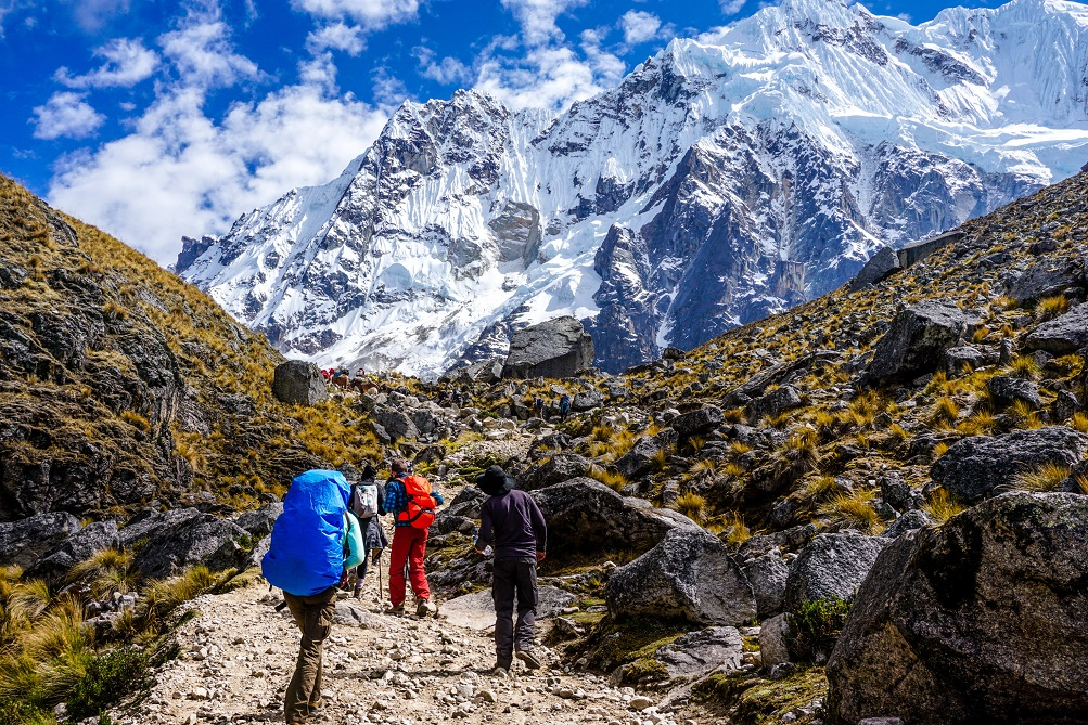 Montaña Trekking Salkantay