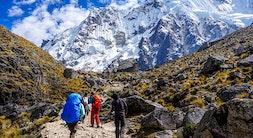 Trilha Salkantay para Machu Picchu (5 dias)