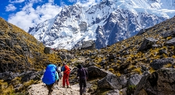 Salkantay Trek to Machu Picchu (5 days)
