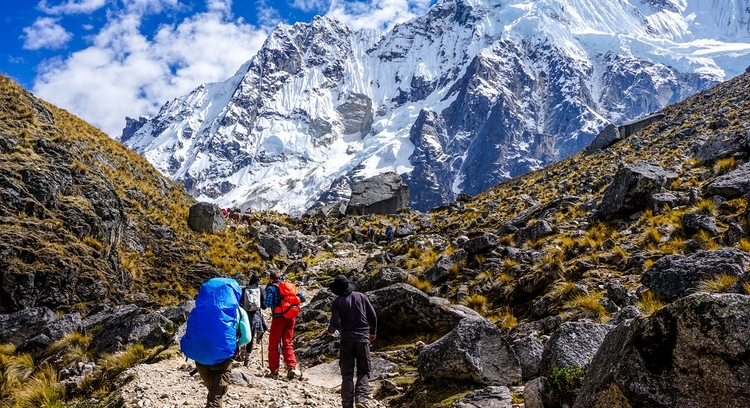 Salkantay Trek Mountain