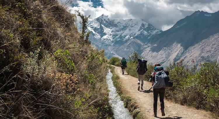 Trilha Salkantay Machu Picchu