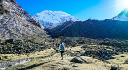 Express Salkantay Trek to Machu Picchu (4 days)