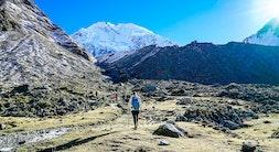 Trekking Salkantay a Machu Picchu Express (4 días)