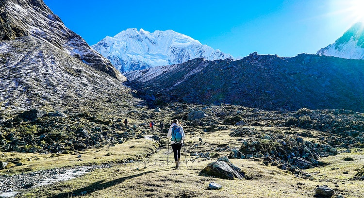 Trilha Salkantay a Machu Picchu