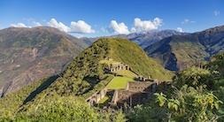 Trilha Choquequirao e Machu Picchu (8 dias)