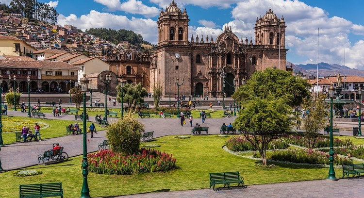 Praca City Tour Cusco