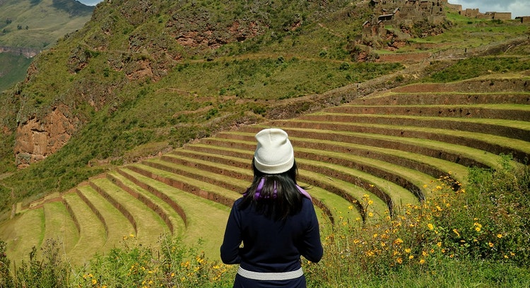 Sacred Valley Woman