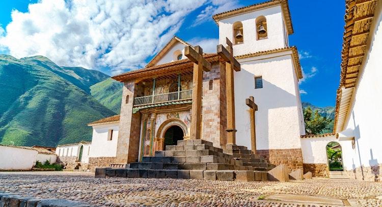Iglesia Valle Sur Tipon