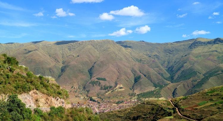 Vale Sul Tipon Panoramica