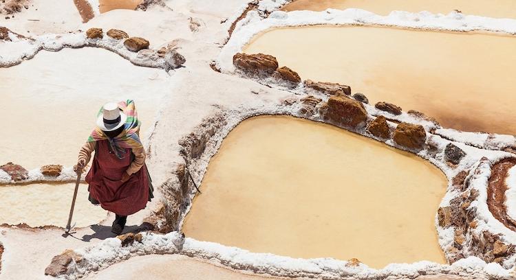 Peruana Maras y Moray