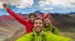 Trilha Montanha do Arco-íris Vinicunca