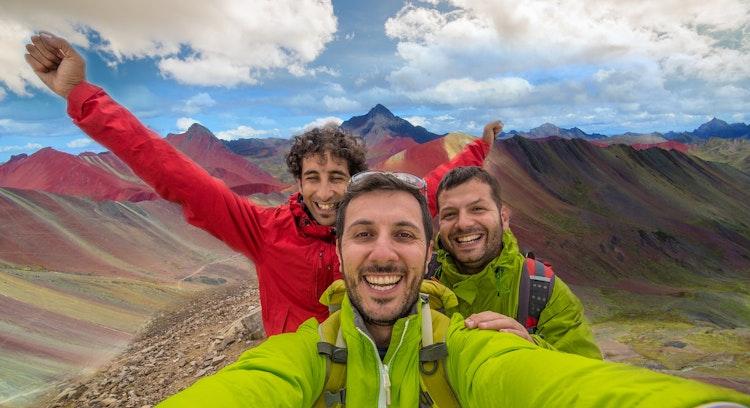 Grupo Montanha do Arco Iris