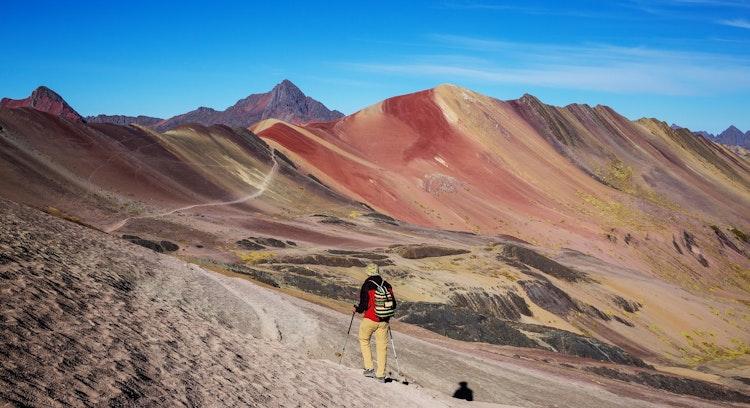 Trekking Montaña Arcoiris