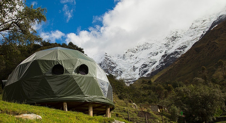 Salkantay & Machu Picchu Trek (5 days)