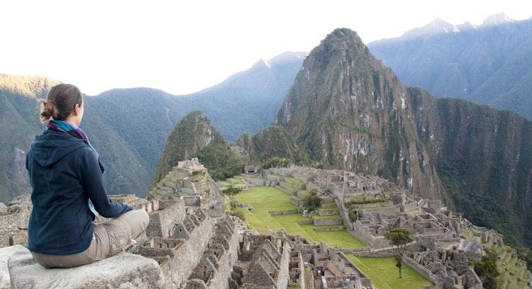 Sitio Arqueológico de Machu Picchu